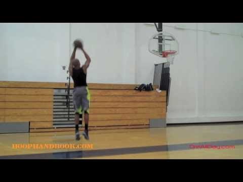 Midrange Shot-Fake Bank Jumpshot | Shooting Fundamentals | Dre Baldwin