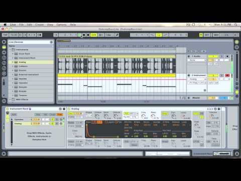 How to make a Dubstep/Drum'n'Bass/Breakbeat instrument