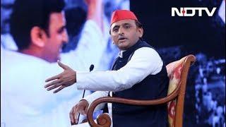 #NDTVYuva - Anyone Who Wants To Be PM, Has To Come To UP: Akhilesh Yadav - NDTV