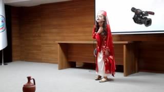İstiklal Marşı okuma birincisi Bengisu Demirel