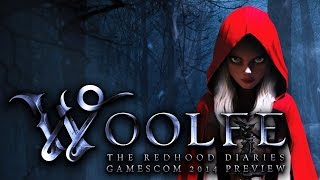 Woolfe - The Red Hood Diaries (краткий обзор)