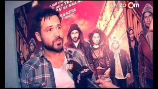 Emraan Hashmi promotes 'Ungli' - EXCLUSIVE