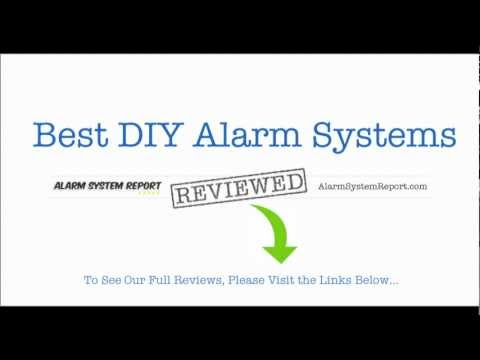 Best DIY Alarm Systems by Alarm System Report