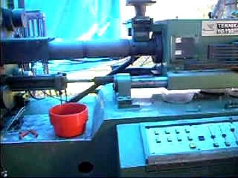 INyectora de Plastico, como funciona las inyectoras de Plastico.