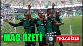 Sakaryaspor-Niğde Belediyespor maç özeti