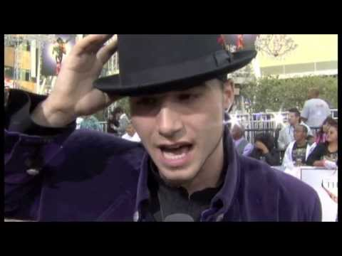 Daniel Celebre Interview - Michael Jackson: This Is It