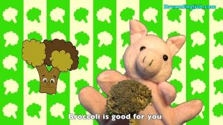 Healthy Kids Song, Fruits and Vegetables Song, DreamEnglish