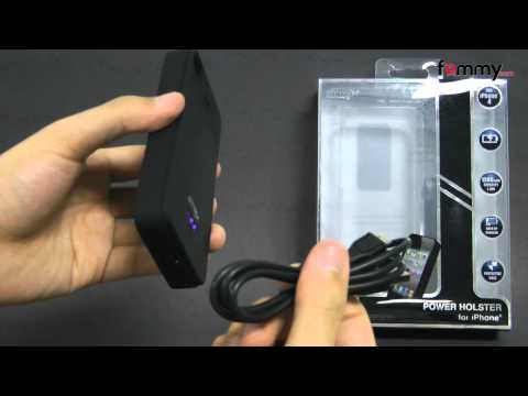 Bytech� Power Holster