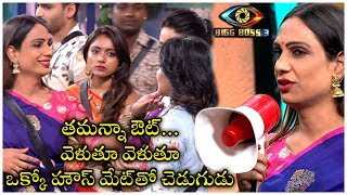 Tamanna Simhadri Shocking Comments On Housemates After ELIMINATED | Tamanna Fires On Bigg Boss 3 - RAJSHRITELUGU
