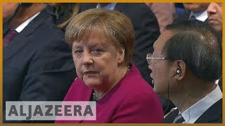 🇩🇪 Merkel, Pence clash on Iran deal at Munich conference | Al Jazeera English - ALJAZEERAENGLISH