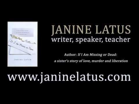 Janine Latus: I Didn