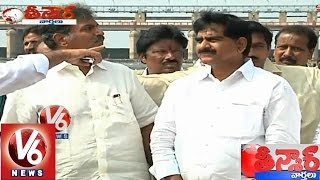 AP TDP leaders Impeded for Telangana power units in Srisailam - Teenmaar News - V6NEWSTELUGU