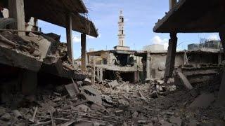Video shows Russian airstrikes - CNN