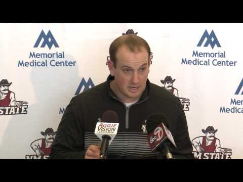 Coach Kevin McKeethan 2017 National Signing Day Presser