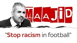 Maajid Nawaz says racism in football is on the rise - SKYNEWS