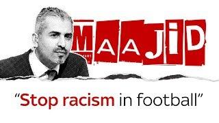 Maajid Nawaz says racism in football is on the rise - SKYNEWS