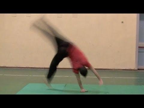 TUTORIAL ACROBATICA: Ruota Rondata (imparare a fare la ruota - acrobatic tutorial)