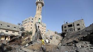 اتفرج.. المساجد السورية والعراقية المدمرة من