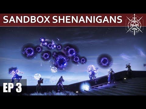 Destiny 2 Sandbox Shenanigans [Super Edition] #MOTW