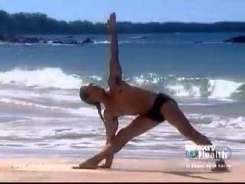 Yoga 25 minutes workout For Beginners with Rodney Yee -9pO_hrQV_ds