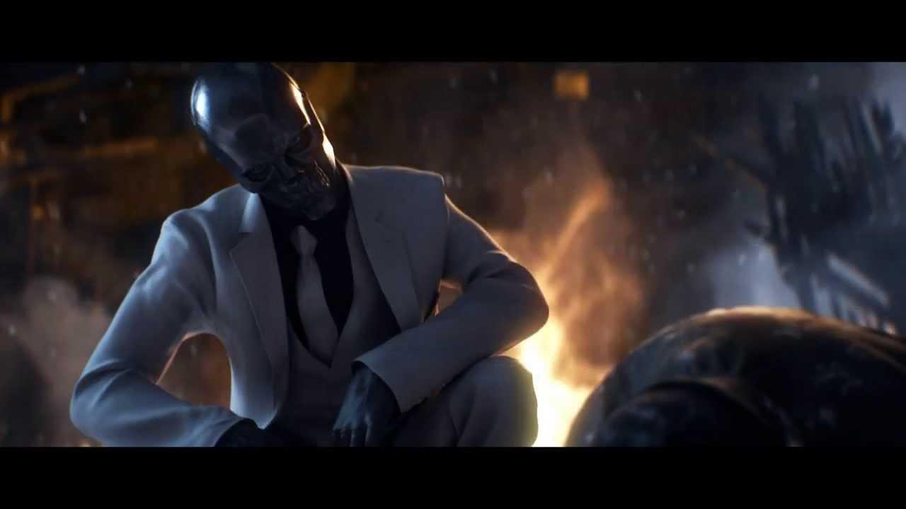 【蝙蝠俠:阿卡漢起源 Batman: Arkham Origins】【Yao】