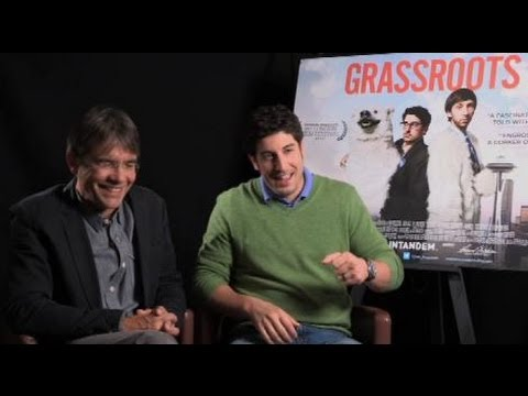 Jason Biggs &amp; Stephen Gyllenhaal Interview on Grassroots