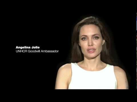 Do 1 Thing On World Refugee Day With Angelina Jolie