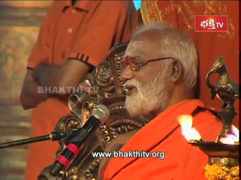 Sri Siddheswarananda Bharati Swami Speech | Part 1