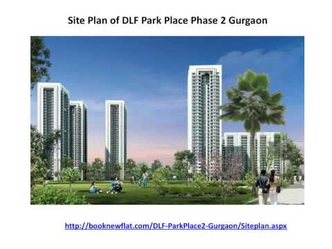 DLF Park Place Phase 2 Price List Gurgaon 9711759240