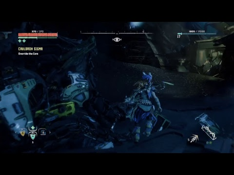 ToORiMa's PS4 Broadcast: Horizon Zero Dawn (Cauldron SIGMA)