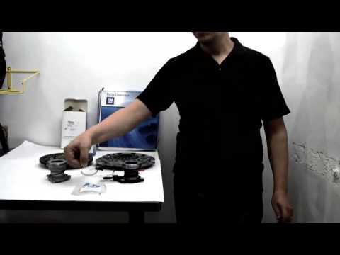 Kit embreagem Original GM