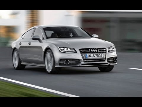 2013 Audi S7 0-60 MPH First Drive Review