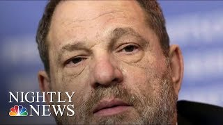 The Academy Expels Harvey Weinstein Amid Sexual Misconduct Claims | NBC Nightly News - NBCNEWS