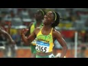 FINAL 100m WOMENS OLYMPIC Shelly-Ann Fraser