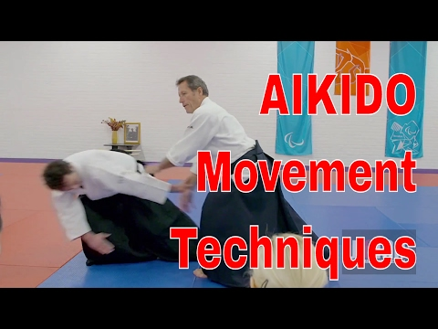 AIKIDO Movement Techniques Christian Tissier