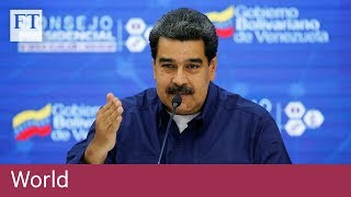 Venezuela's Nicolás Maduro slams Donald Trump - FINANCIALTIMESVIDEOS