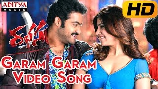 Garam Garam Chilaka Full Video Song ||  Rabhasa Video Songs || Jr Ntr, Samantha, Pranitha - ADITYAMUSIC