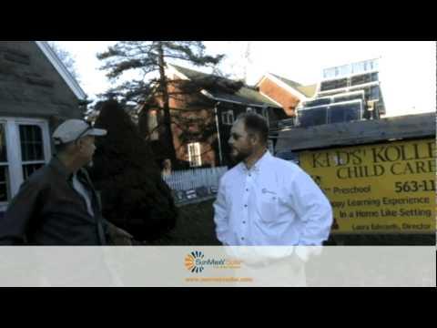 SunMaxx Customer Testimonial: George Edwards