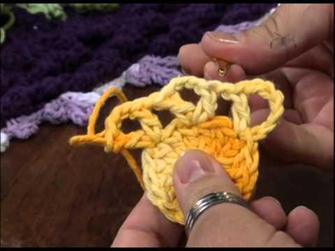 Mulher.com 14/01/2013 Marcelo Nunes - Flor em Crochê 1/2