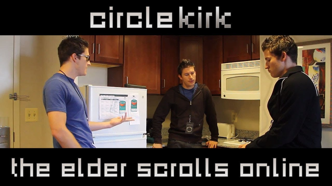 The Elder Scrolls Online First Look - CircleKirk
