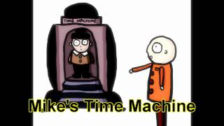 Royalty Free :Mikes Time Machine