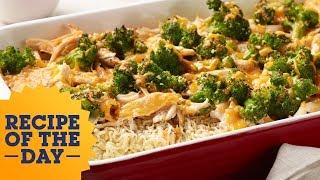 Chicken Ramen Noodle Casserole | Food Network - FOODNETWORKTV