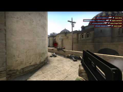 skancke famas ace @ eXecutors Tournament #4
