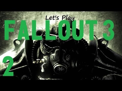 Lets Play Fallout 3 (modded) - Part 2