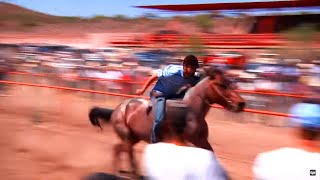 Carreras de caballos en Tetillas (Jerez, Zacatecas)