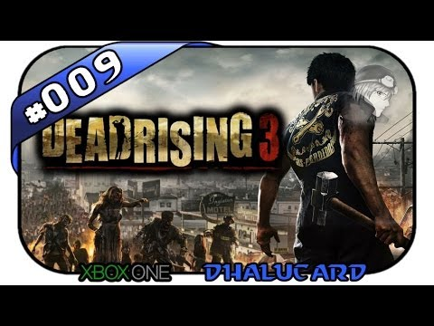 Dead Rising 3 XBOX One #009 - Deutsch German - Team Elka!