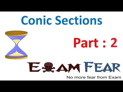 Maths Conic Sections part 2 (Introduction to Circle) CBSE class 11 Mathematics XI