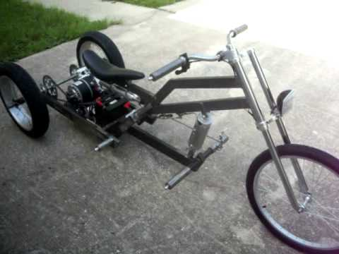 Best Homemade Electric Trike