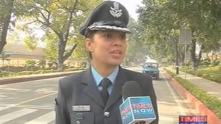 Wing Commander Pooja Thakur -Times Now Exclusive - TIMESNOWONLINE