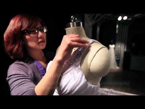 Beispiel: Brautkleid erstellen, Video: Noviamor.